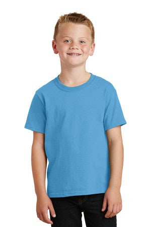 PC54Y - Youth Core Cotton Tee