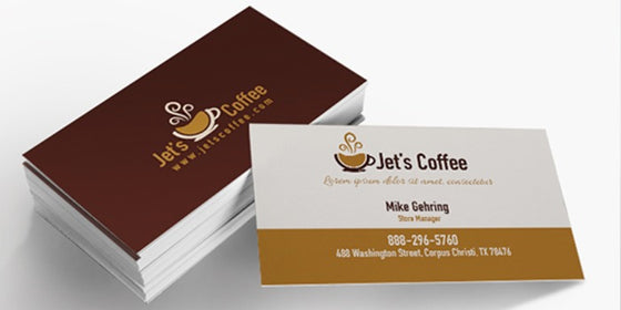 PRBS 2x3.5 Standard Business Cards