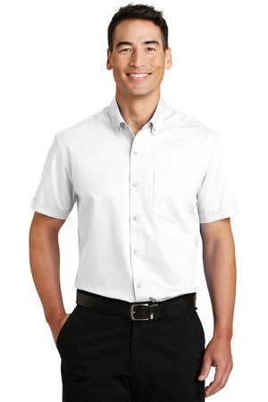 S664 - Short Sleeve SuperPro™ Twill Shirt