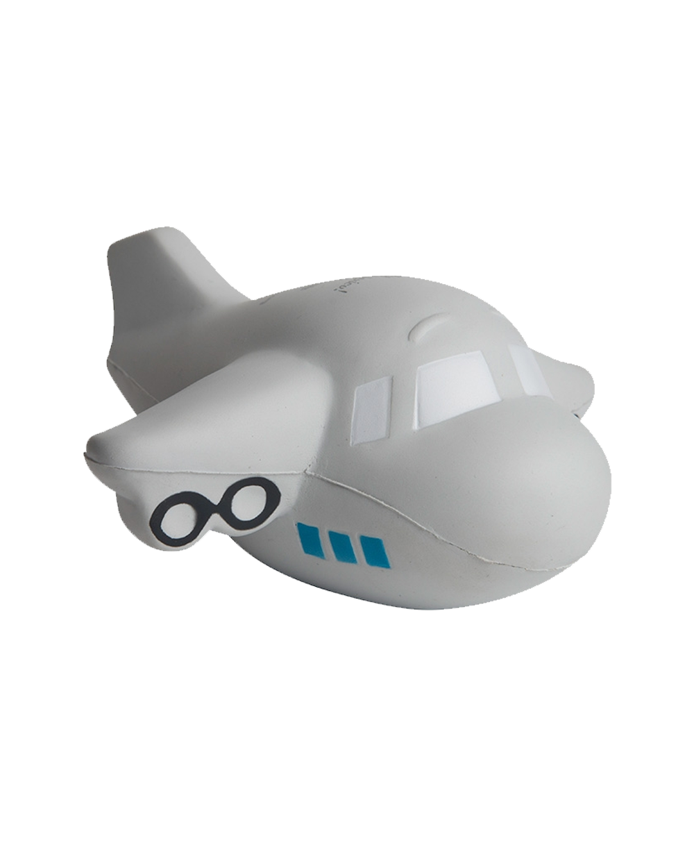 26114  Airplane Squeezies Stress Reliever