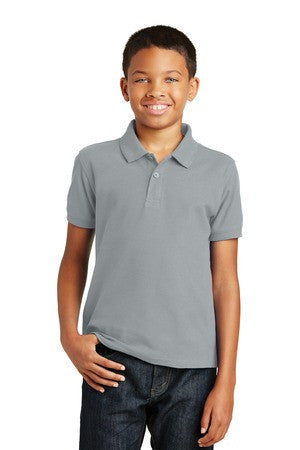 Y100 - Youth Core Classic Pique Polo