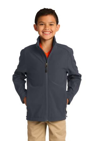 Y317 - Youth Core Soft Shell Jacket