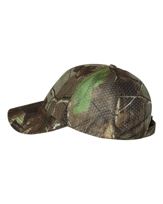 LC30 - Licensed Camo Athletic Mesh Cap