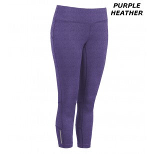 AQ1011 Women's All Purpose Capri Legging