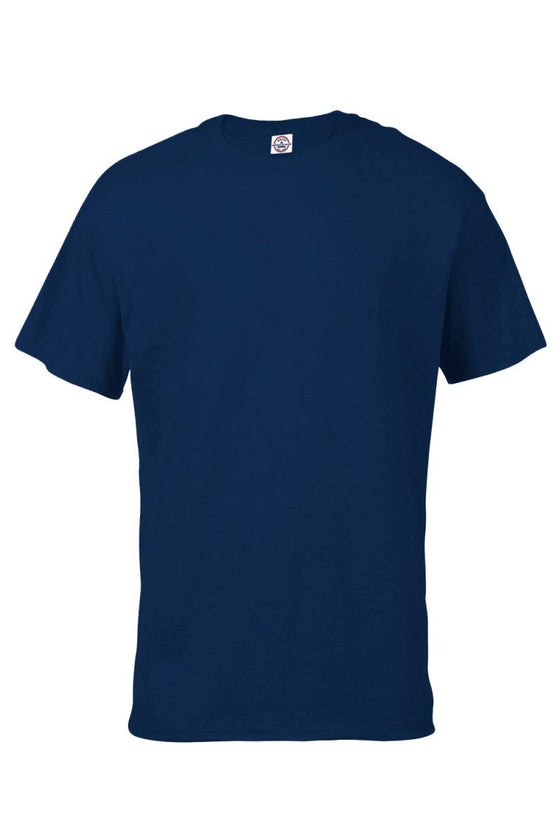 11730U - Adult 5.2 oz American Made Tee