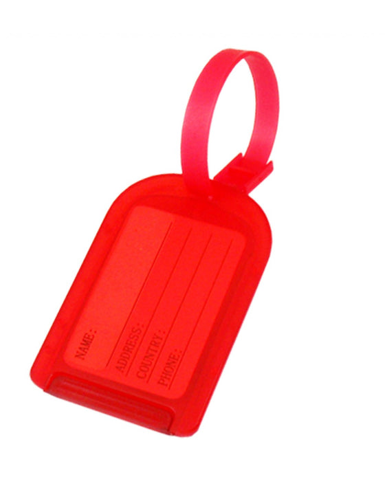 TAG A059 Sliding Luggage Tag