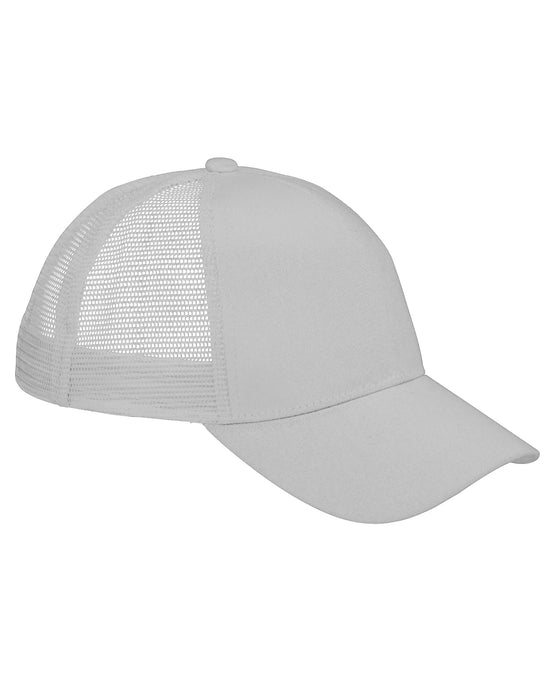 BX019 6-Panel Structured Trucker Cap