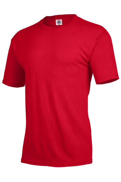 116535 - 30/1's Unisex Adult 65/35 Performance Tee