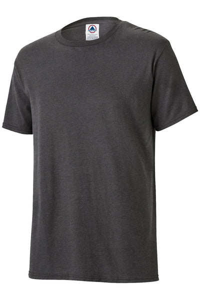 12600 - Adult 30/1's Soft Spun Fitted Tee