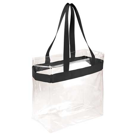 2301-36 Game Day Clear Stadium Tote