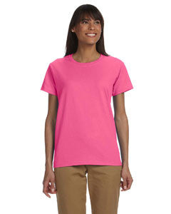 G200L - Gildan Ladies' Ultra Cotton® 6 oz. T-Shirt