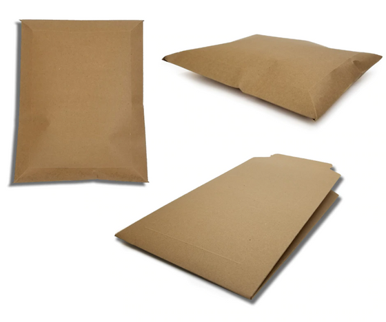 ECRM - 100% RECYCLED PAPER APPAREL MAILERS