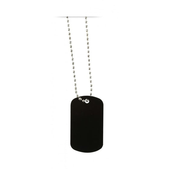 K171 - Dog Tag Necklace