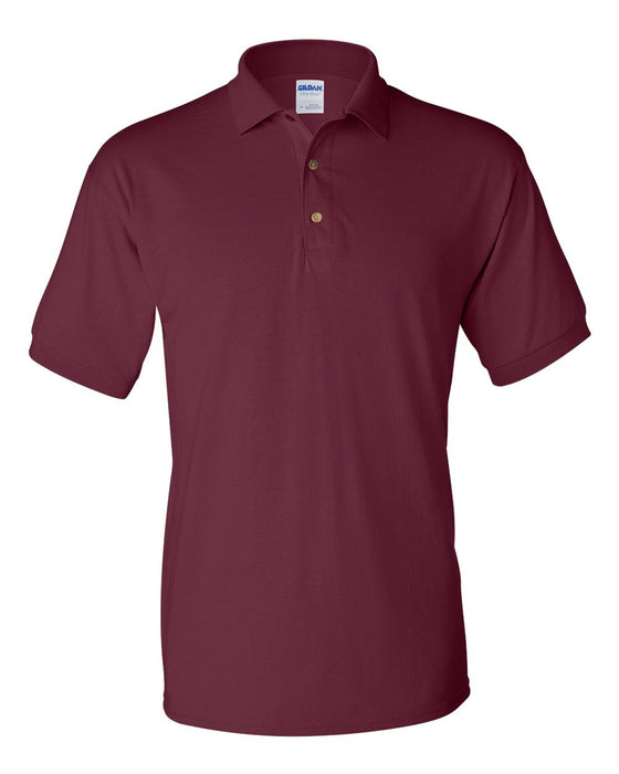 G880 - Adult 50/50 Jersey Polo