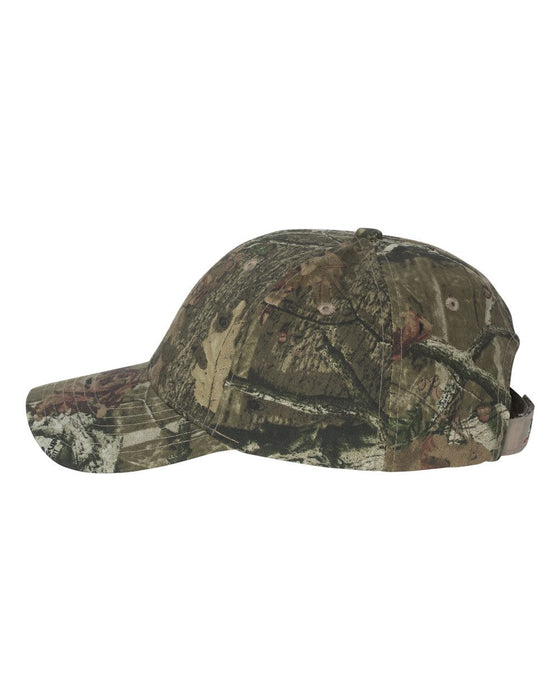 LC15V- Licensed Camo Cap With Velcro