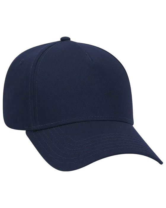 99-774 5 Panel Low Profile Baseball Cap