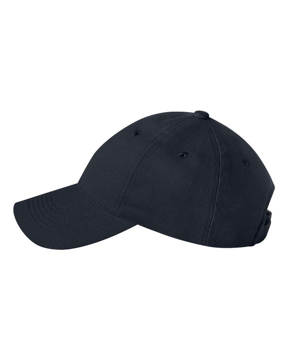 9610- Heavy Brushed Twill Cap