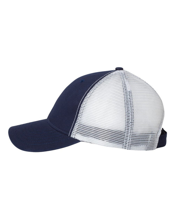 AH80- ''The Duke'' Washed Trucker Cap