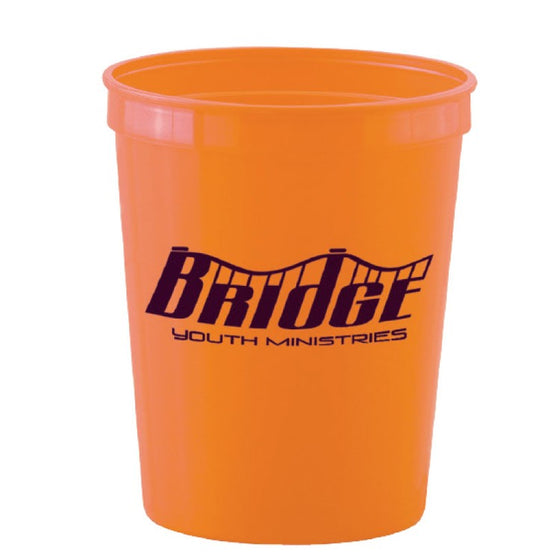 STDCUP16 - 16 oz. Smooth Stadium Cup