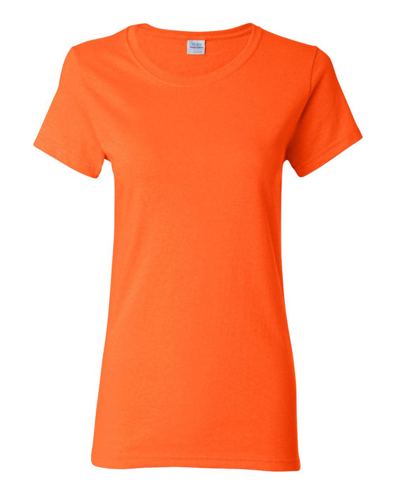 G500L - Heavy Cotton Women's Short Sleeve T-Shirt