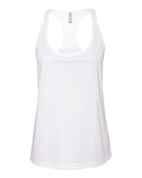 W2079 - Women's Performance Racerback Tank