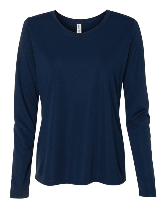 W3009 - Women's Performance Long Sleeve T-Shirt
