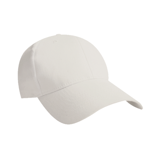 KC6210 - Constructed brushed cotton twill cap