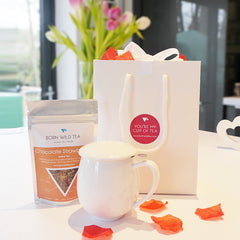 Valentine's Loose Leaf Tea Gift Bag