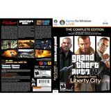 Grand Theft Auto IV- Complete
