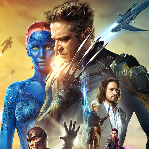 X-Men- Days of Future Past