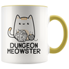Accent Mug - Dungeon Meowster