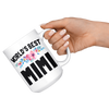 White 15oz Mug - World's Best Mimi