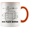 Accent Mug - Physics No Flux Given