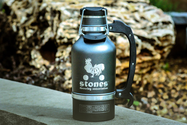 Stones Insulated DrinkTanks® Growler