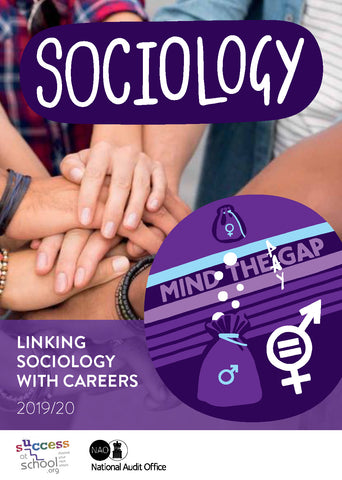 Sociology - Careers Resources