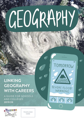 Geography - Careers Resources