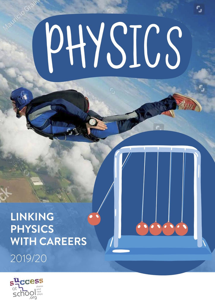 Physics - Careers Resources