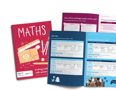 Careers subject guides - order a sample