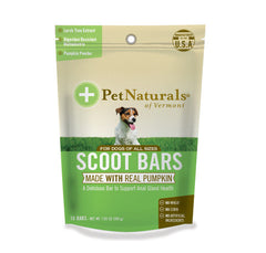 SitStay Pet Naturals of Vermont Scoot Bars