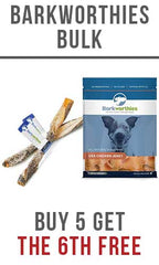 SitStay Barkworthies Dog Treat