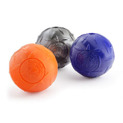 SitStay Orbee-Tuff Diamond Plate Ball by Planet Dog