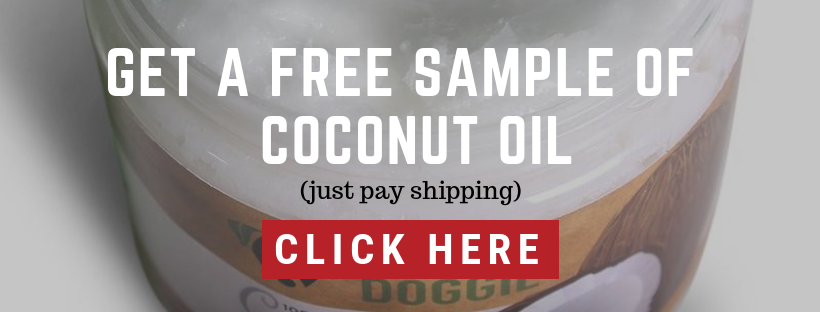 Free coconut oil sample click here