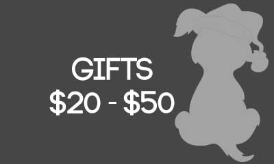 Gifts $20-$50