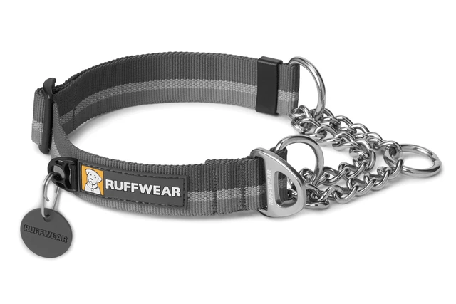 gray Chain Reaction Collar