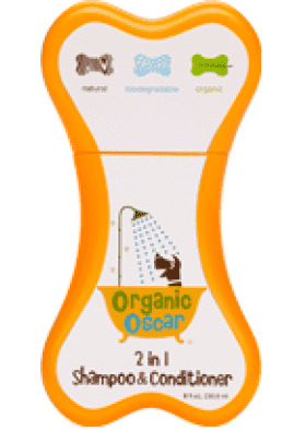 Organic Oscar's 2-in-1 Shampoo & Conditioner
