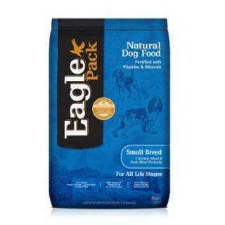 Eagle Pack SB Chicken Pork Natural Dog Food 30lb