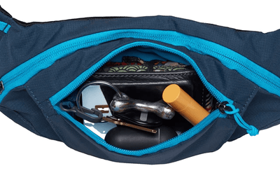 hip pack blue moon essentials pouch