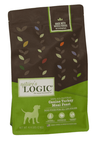 Nature's Logic Dry Kibble - Turkey - SitStay - 1