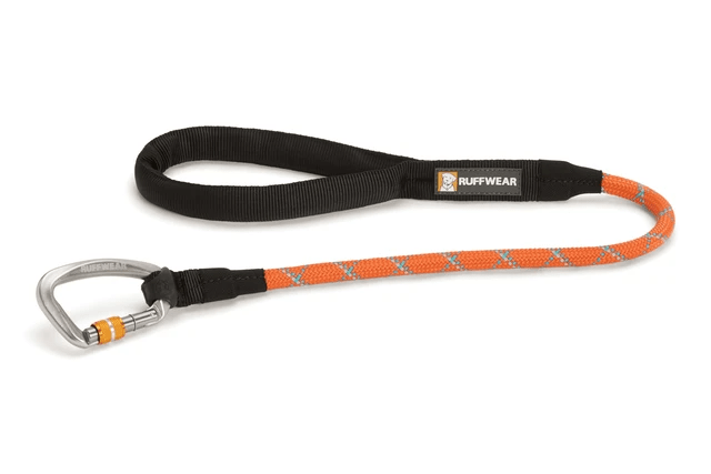 orange Knot-a-Long Leash