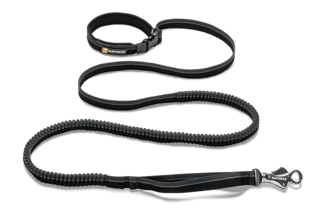 black Roamer Leash
